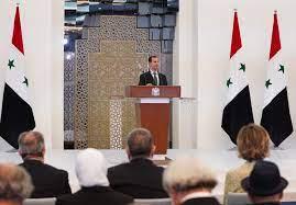 النص الكامل لخطاب القسم للرئيس السوري بشار الأسد