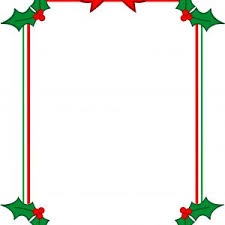 Microsoft Clipart Templates Christmas Borders For Microsoft Word Free Download Best Christmas