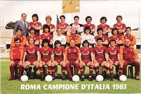 Roma campeã: Serie A 1982–83. Treinada pelo Barão Nils Liedholm, a… | by  Felipe Portes | Coração de Roma
