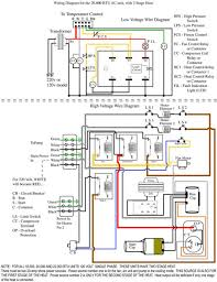 goodman heat pump thermostat wiring diagram 2 stage furnace with goodman furnace no c wire at Goodman Furnace Thermostat Wiring Diagram
