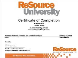 samples of certificates course certificate samples weboffices new