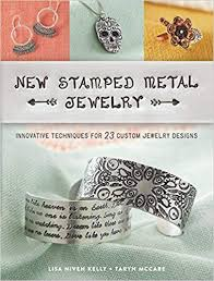 new sted metal jewelry innovative techniques for 23 custom jewelry designs lisa niven kelly taryn mccabe 0812787023482 amazon books