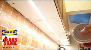 Ikea kitchen lighting ceiling Design How To Install Ikea Kitchen Lighting Omlopp Iloveromaniaco How To Install Ikea Kitchen Lighting Omlopp Tech Videos Consumer
