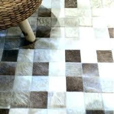 small cowhide rug post rugs australia