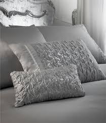 luxury bedding duvet cover sets grey or white