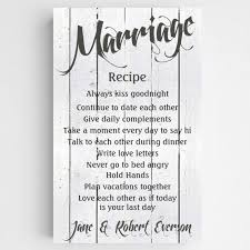 good marriage recipe