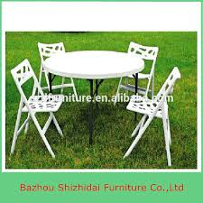 3 ft folding table good ing folding outdoor plastic top round table small plastic