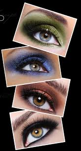 choosing eye makeup colors is easy you may not think so with all the color choices out there but sticking to a few ground rules will make this process