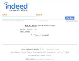 Indeed Find Resumes How To Upload Resume On Indeed Indeed Job Resume