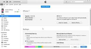 Backup Iphone To External Hard Drive Using Itunes In Windows 10