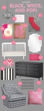 Best 25 Black White Pink Ideas On Pinterest Black White Stripes