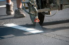 Image result for parking lot striping