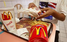 mcdonalds supersize meal. Brilliant Meal McDonaldu0027s Head Chef Has Stated He Does Not Believe Any Of The Food Served  By Fast Chain Is Unhealthy With Mcdonalds Supersize Meal D