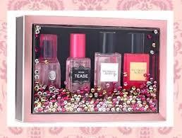 victorias secret 4 fragrance mist gift set s tease crush love ships
