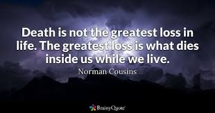 Death Of Loved One Quotes New Loss Quotes BrainyQuote