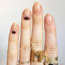 Nail Art Tutorial: Negative Space for Autumn 2016 - NAIL IT!