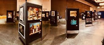 on art gallery museum display wall ideas with pro panels art display panels for professional artists