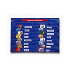 Extra Wide Pocket Chart Resources Character Building Pocket Chart Development