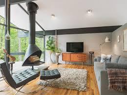 mid century living room furniture. Modern Fireplace Mid Century Living Room Furniture D