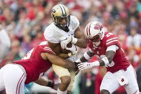 Purdue Football 2017 Depth Chart Wisconsin Vs Purdue Grading The Badgers Win Buckys 5th