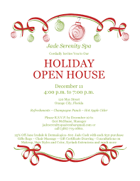 christmas open house invitations com christmas open house invitations as a result of a captivating invitation templates printable for your good looking invitatios card 4