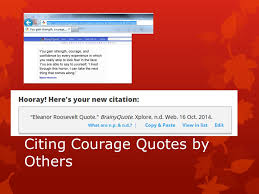 citation guidance definition essay on courage citation guidance  9 citing courage quotes by others