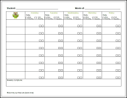 Free Homework Planner Student Planner Template Free Printable Planners Assignment College