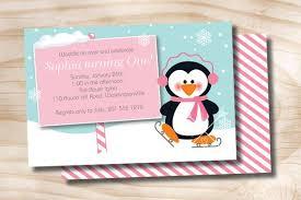 Diy Winter Wonderland Invitations Koziy Thelinebreaker Co