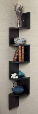 Small Picture Corner zig zag wall shelf Brilliant idea Product Design