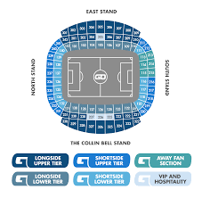 Etihad Stadium Manchester Seating Chart Manchester City Vs Manchester United Tickets 2017 18