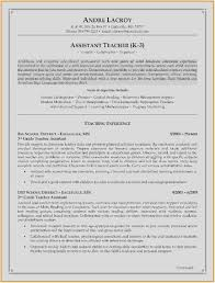 Free 50 Teaching Resume Template 2019 Professional Template Example