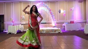 Indian Baby Shower Dance - YouTube