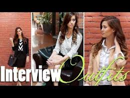 How To Dress For A Video Interview What To Wear To An Interview Tips For New Grads