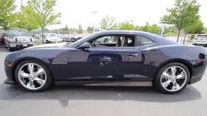 2011 Chevrolet Camaro SS 2SS | Imperial Blue Metallic | B9129304 ...