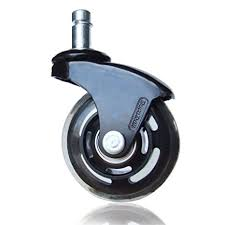 buroroll office chair caster wheels 5x 2 5 rollerblade wheel perfect casters