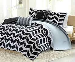 chevron bedding set queen black and white chevron bedding net within comforter inspirations gray chevron comforter