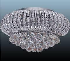 flush mount crystal chandelier flush mount crystal chandelier