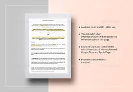 9+ Hold Harmless Agreement Templates– Free Sample, Example, Format ...
