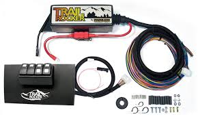 2007 2010 jeep wrangler jk trail rocker accessory control system ezgo accessory wiring harness 2007 2010 jeep wrangler jk trail rocker accessory control system by painless performance
