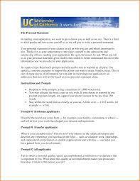 gallery of uc sample essays prompt perfect personal statement  gallery of uc sample essays prompt 2 perfect personal statement for co