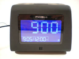cool office clocks. Moshi Voice Controlled IVR006 Digital Clock Radio Review Cool Office Clocks