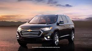 2018 chevrolet high country. exellent country 2018 traverse u0026 high country reveal  chevrolet inside chevrolet high country