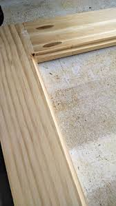 how to make a door with glass insert diy cabinet doors with glass