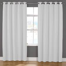 charming design white lined curtains naples luxury eyelet pair julian charles
