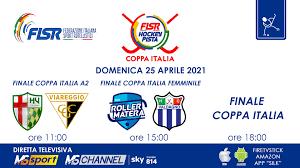 Finale Coppa Italia A2, Coppa Italia Femminile e Coppa Italia