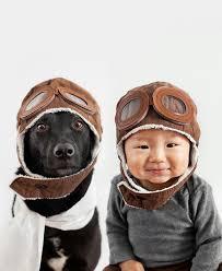Resultado de imagen de perro adorable con niño