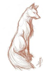 Imposingf Drawings Howling Pencil Drawing Awesome Cool Step By Anime