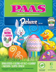 here for inspiration view back of package paas classic easter egg decorating kit