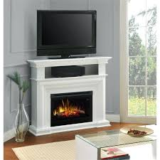 electric fireplace tv stand white t on all colleen corner stand with electric fireplace electric fireplace tv stand