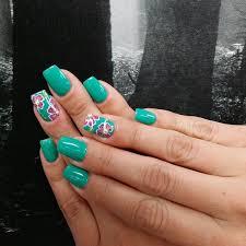 Fall Acrylic Nails - cpgdsconsortium.com